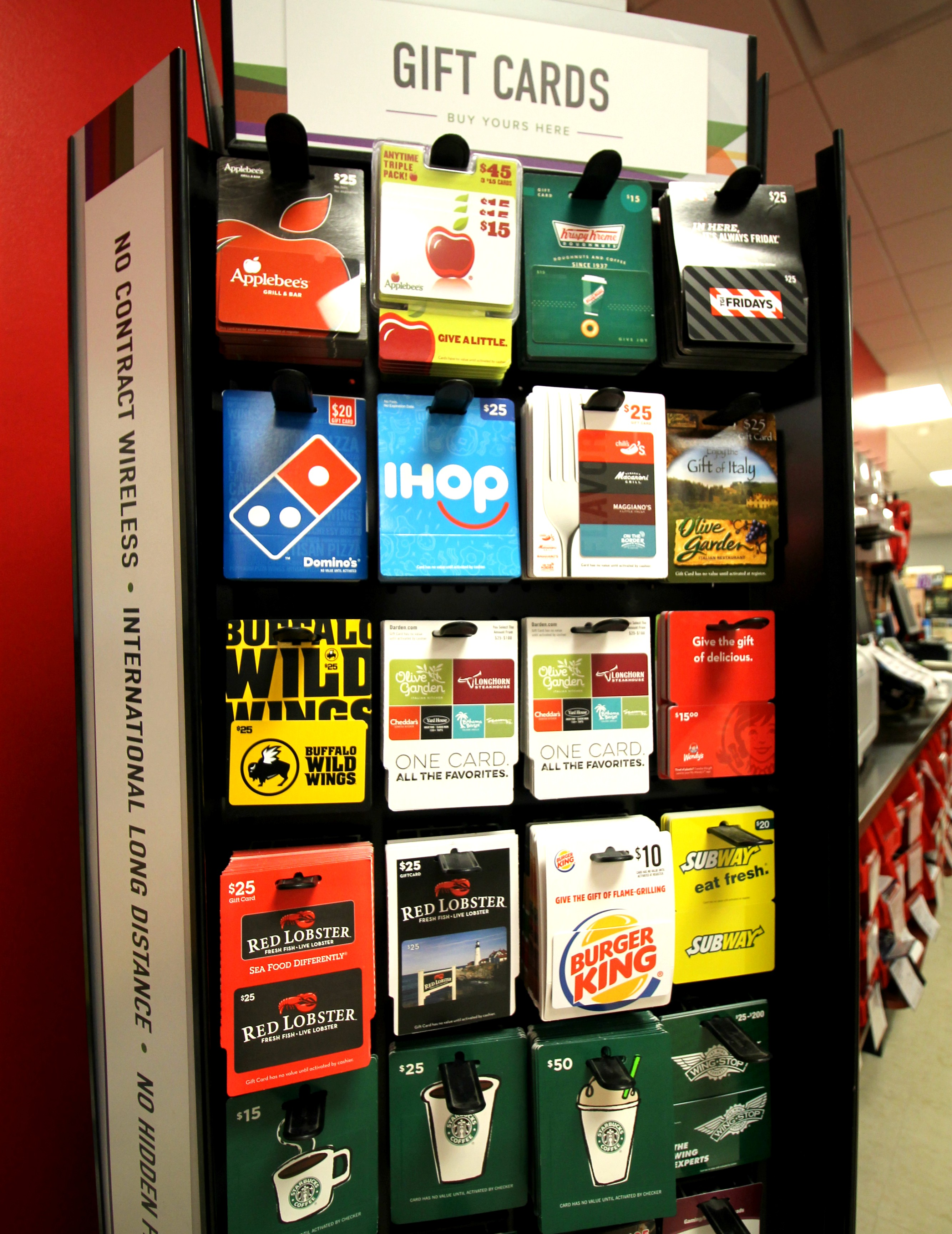 Your Guide To Using And Buying Gift Cards On Campus University Of