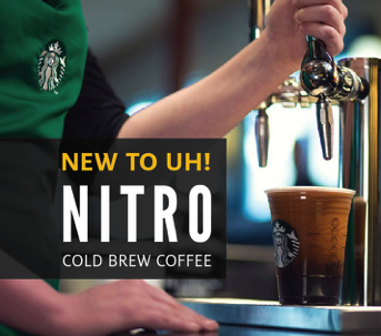 University Of Houston Dining Services Will Introduce A Starbucks Cold Brew Bike To Campus On Tuesday Aug 28
