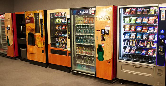 A&F Vending Services - University of Houston