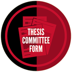Thesis Committee Form