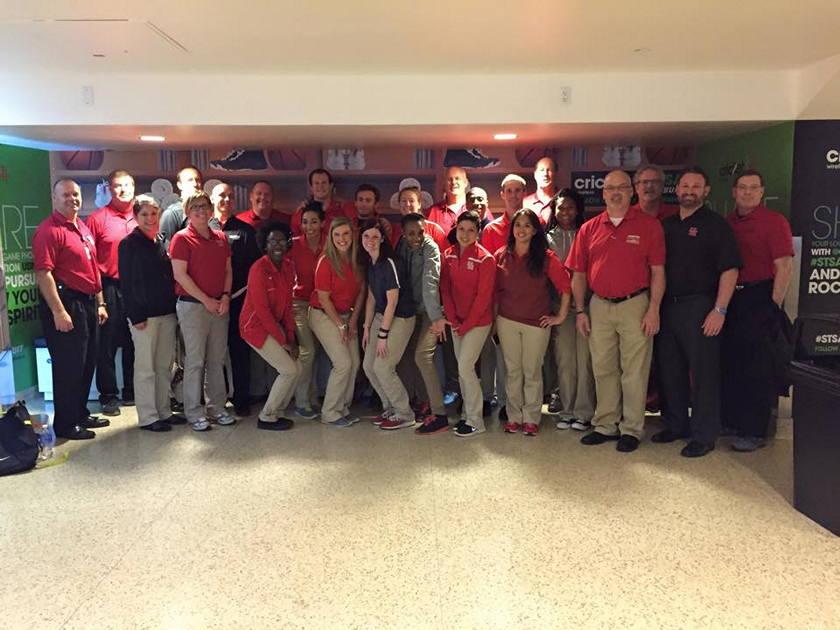 The MAT Program Participates in Houston Rockets – Memorial