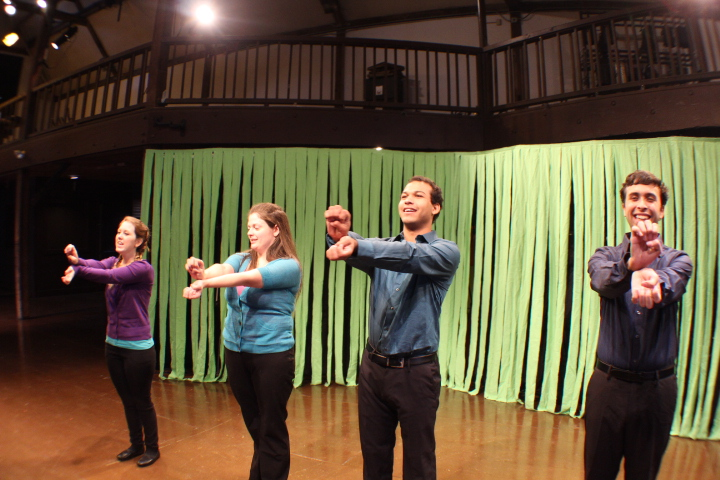 American Sign Language And Interpreting Students Host