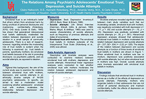 Adolescent dating violence victimization and psychological well being 4
