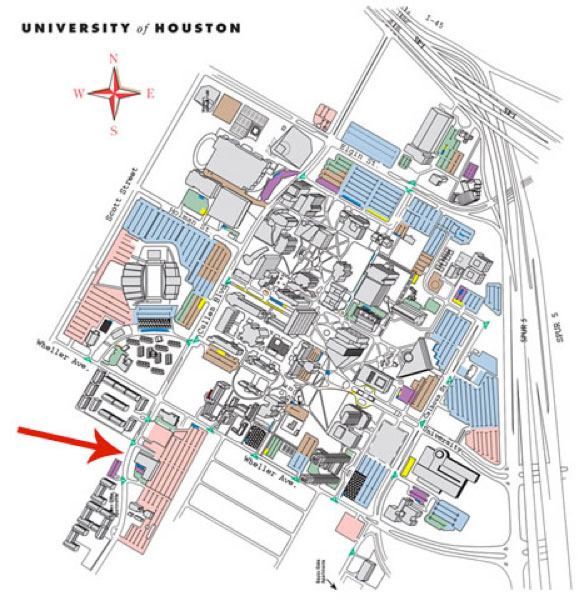Our Location   University of Houston