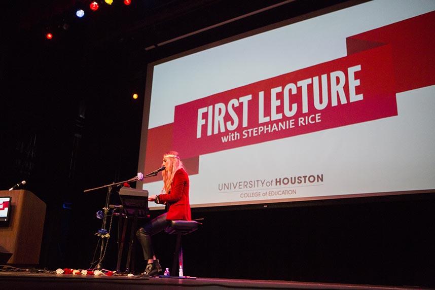 You've Gotta Dream It' - University of Houston
