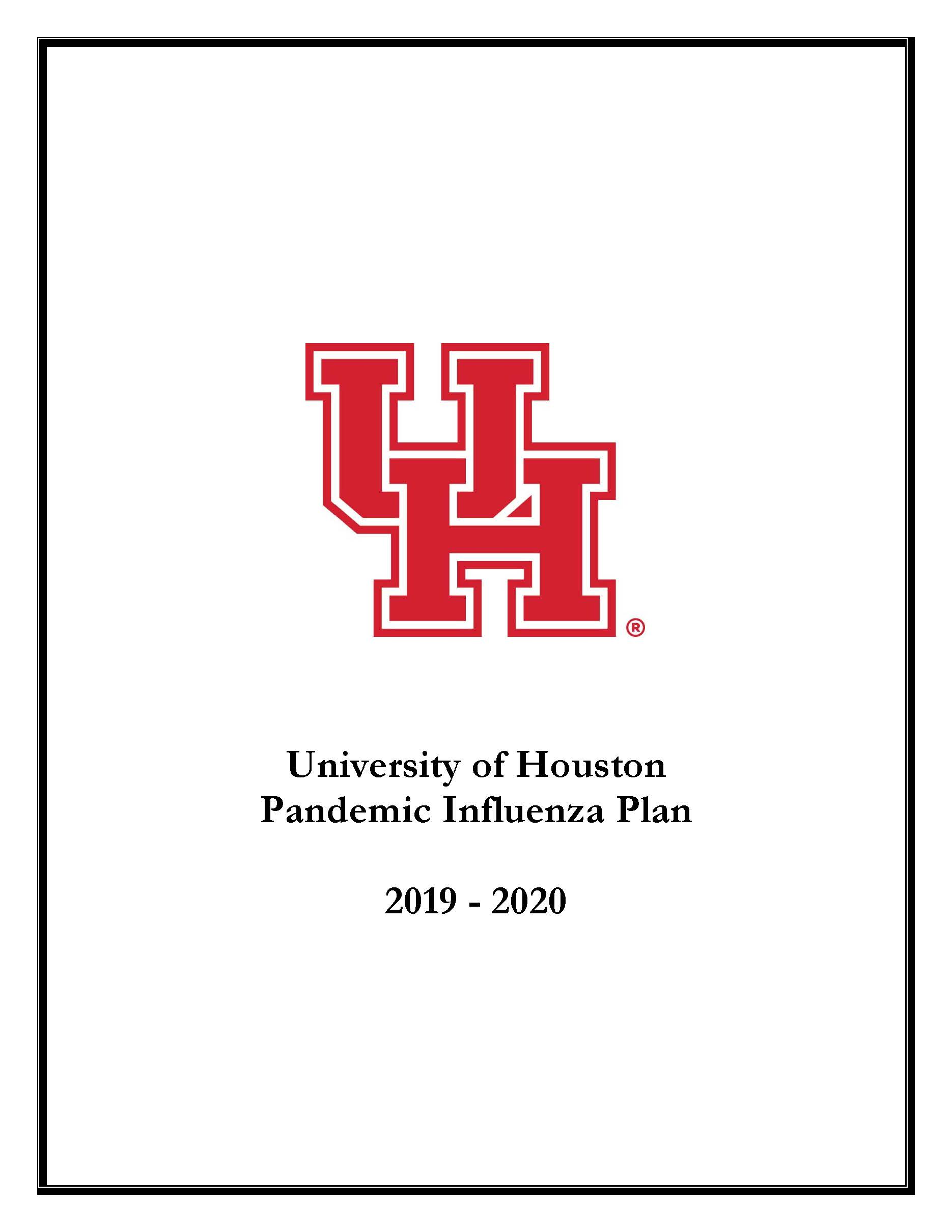 Emergency Management Plans - University of Houston