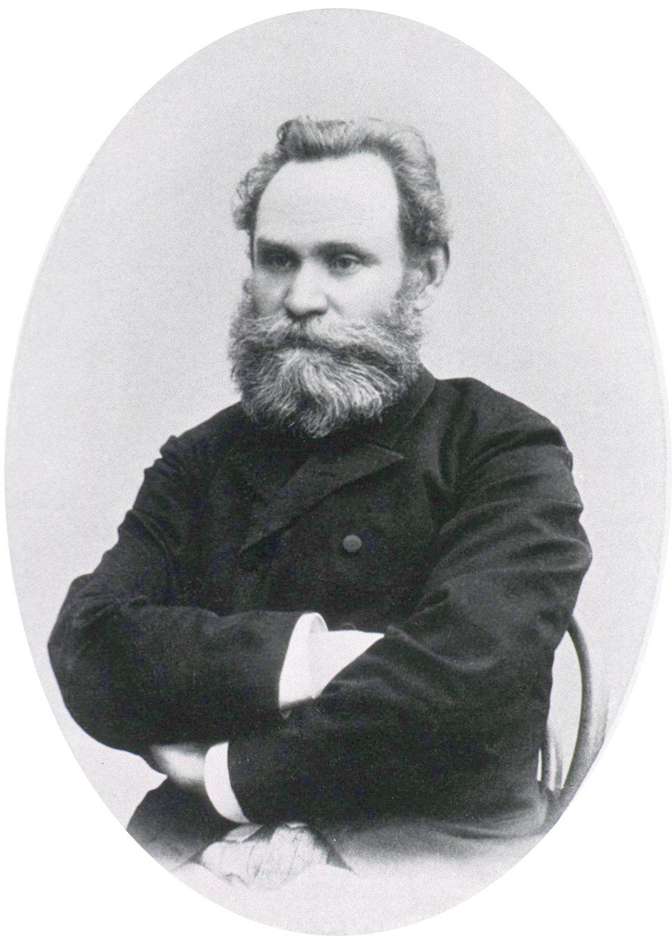 No. 3057: Ivan Pavlov