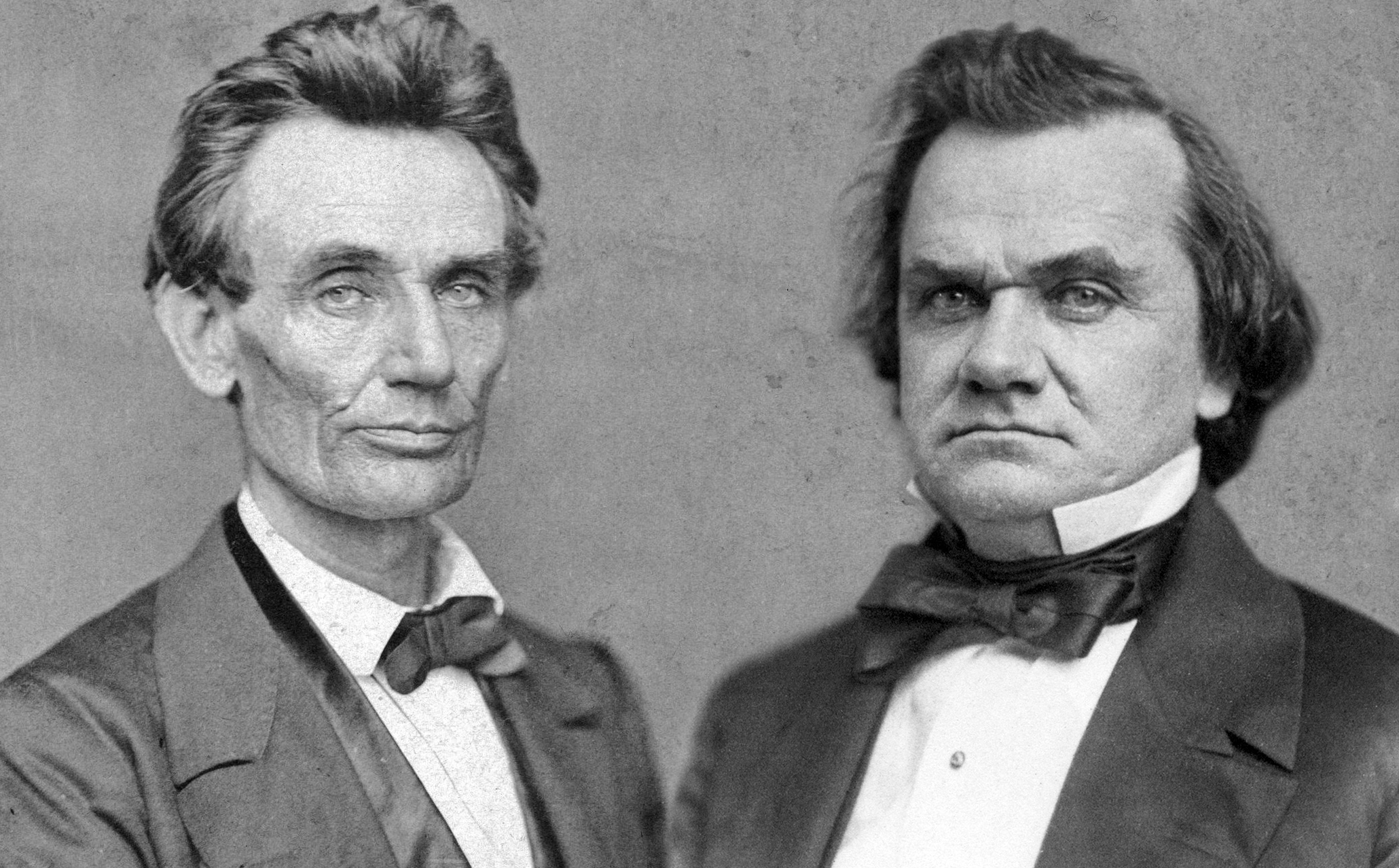 a paper on how the debate over slavery was in fact about white people The reality of the lincoln-douglas debates was different than what most people facts-about-the-lincoln-douglas-debates over slavery led to.