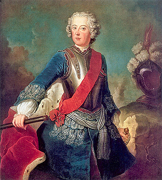 A Young Frederick the Great picture