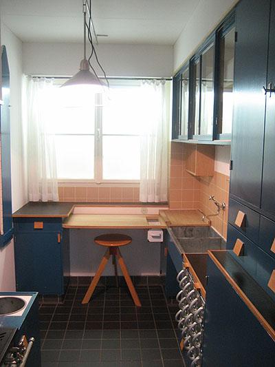 Modern frankfurt kitchen frankfurter küche