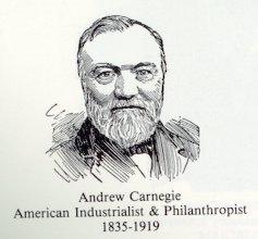 No  Carnegie And Rockefeller Andrew Carnegie