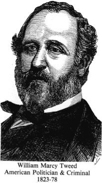 william tweed essay Now, unfortunately, it's a national disgrace sometimes, the corruption in albany  could even make boss tweed blush andrew cuomo time, boss, new york,.