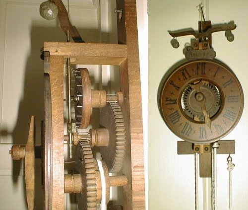 No 1506 The First Mechanical Clocks
