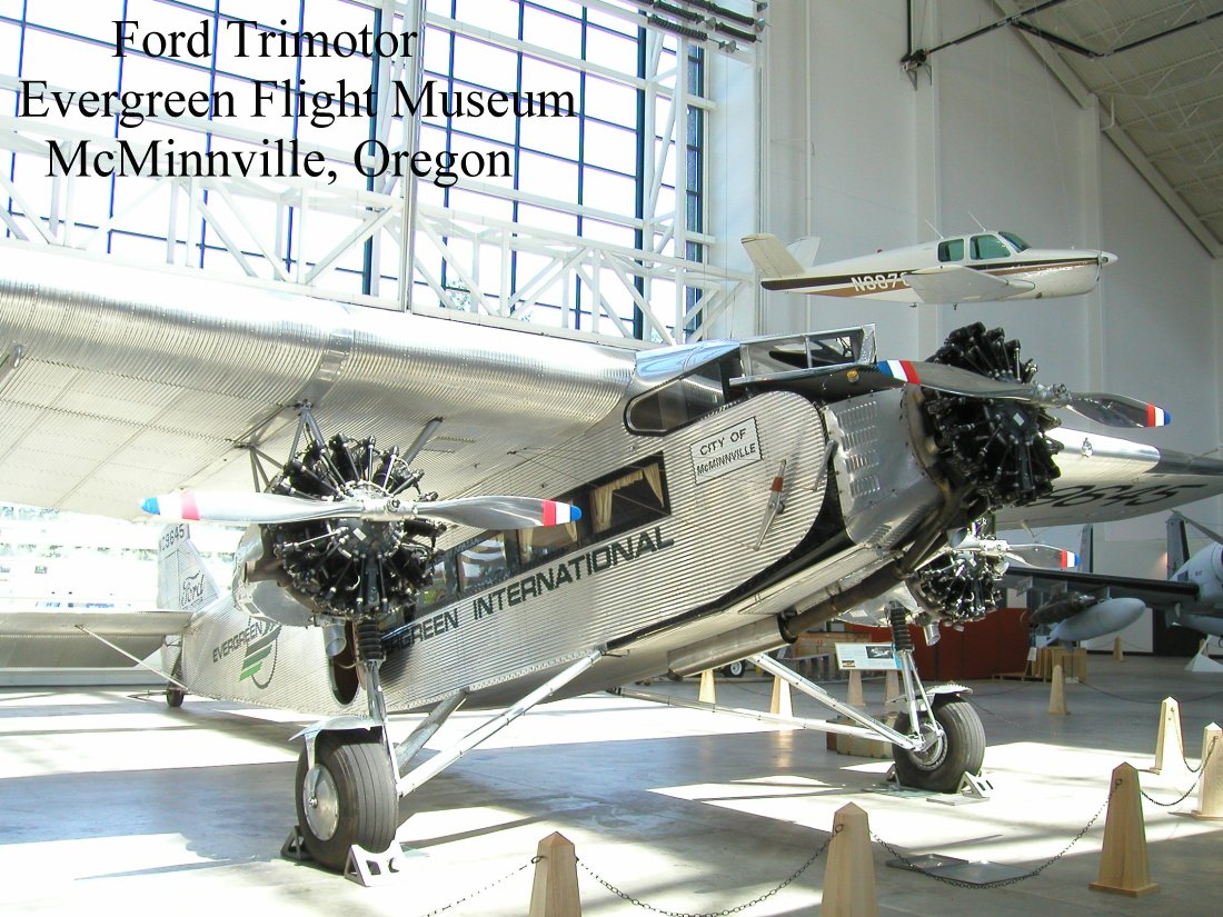No 1409 the redoubtable dc 3 for Ford tri motor crash