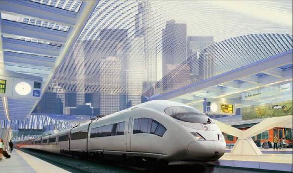 train city picture