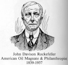 an introduction to the life of john davison rockefeller John davison rockefeller oil was used throughout the country as a light source until the introduction of electricity the life of john d rockefeller, sr.