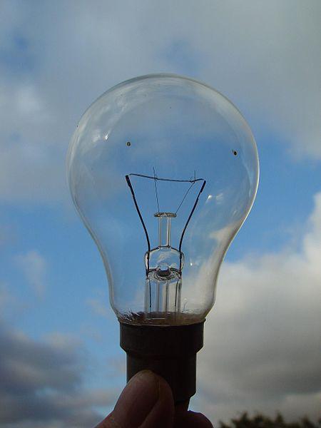 No 2975 Light Bulb