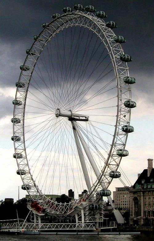No 1923 The London Eye