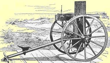An early Maxim Gun