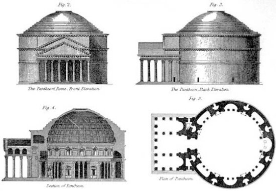 No 1345 The Pantheon