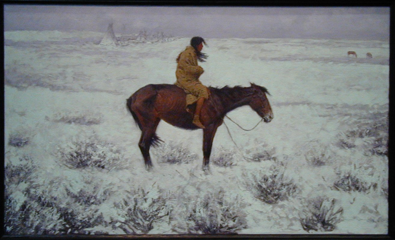 No 590 Frederic Remington