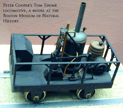 Why did peter cooper invent the steam locomotive — photo 1