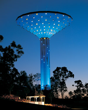 No 2578 Water Towers