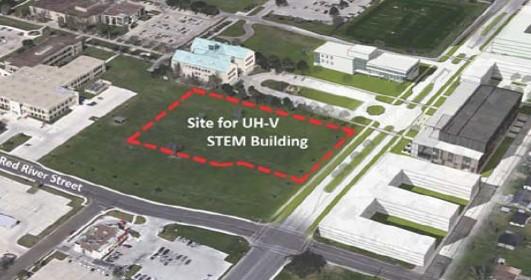 Homeland Security Degree >> UHV STEM Building - University of Houston