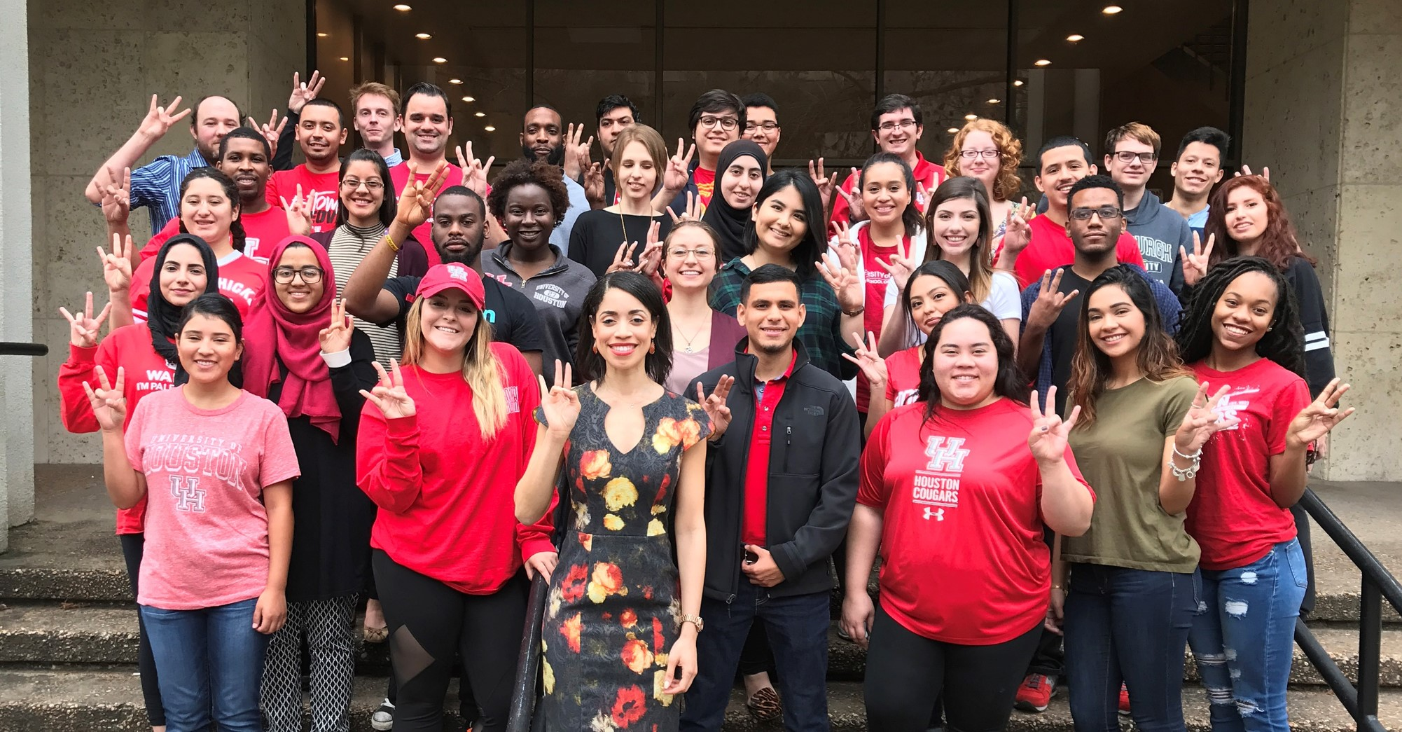 Civic Houston Internship Program (CHIP) - University of Houston