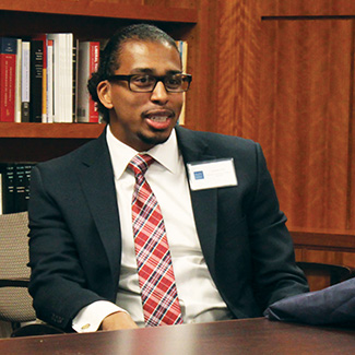 Honors Alum Josh Ellis - University of Houston