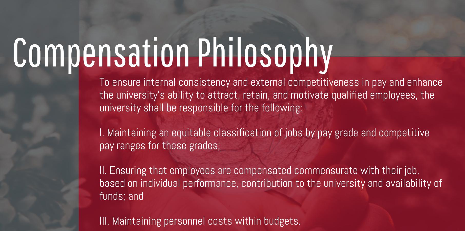 Compensation - University of Houston