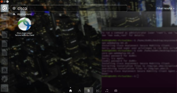 VPN Installation Instructions for Linux (Ubuntu