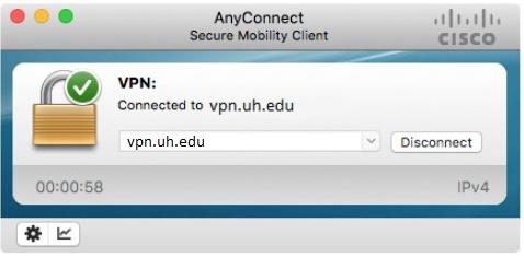 VPN Installation Instructions for Mac - University of Houston