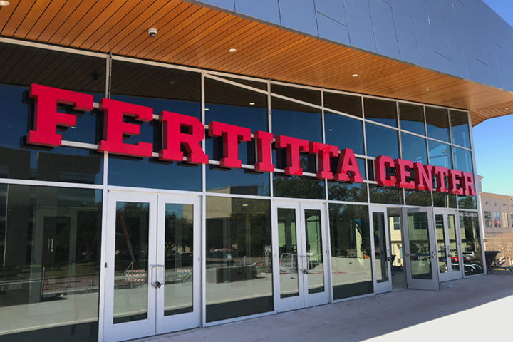 Fertitta Center