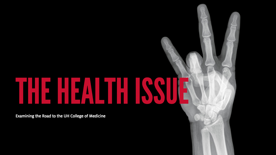 The Health Issue - Image of Magazine Cover
