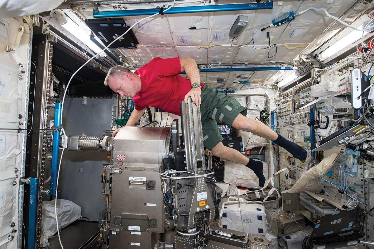outer space station health - photo #11