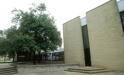 photo of the Agnes Arnold Auditorium