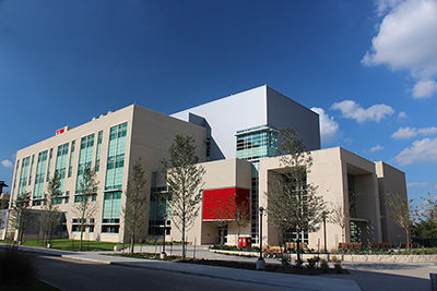 photo of the Multidisciplinary Research and Engineering Building