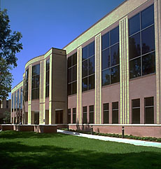 photo of the Rebecca and John J. Moores School of Music