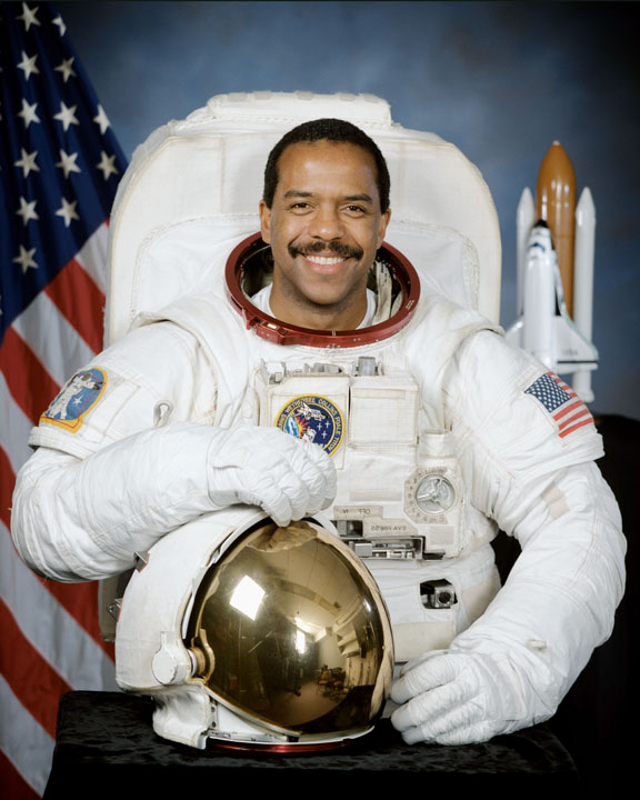 who was first american astronaut in space - photo #11