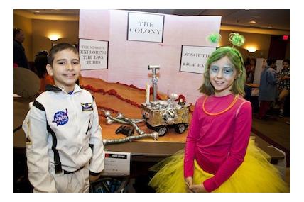 mars rover school project - photo #29