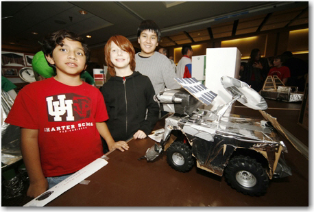 uh mars rover - photo #19