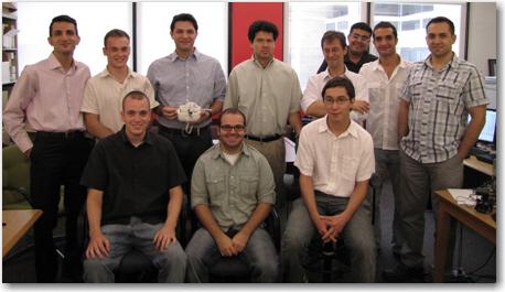 Tsekos lab group