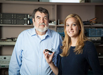 Larry Pinsky and Christina Stegemoeller