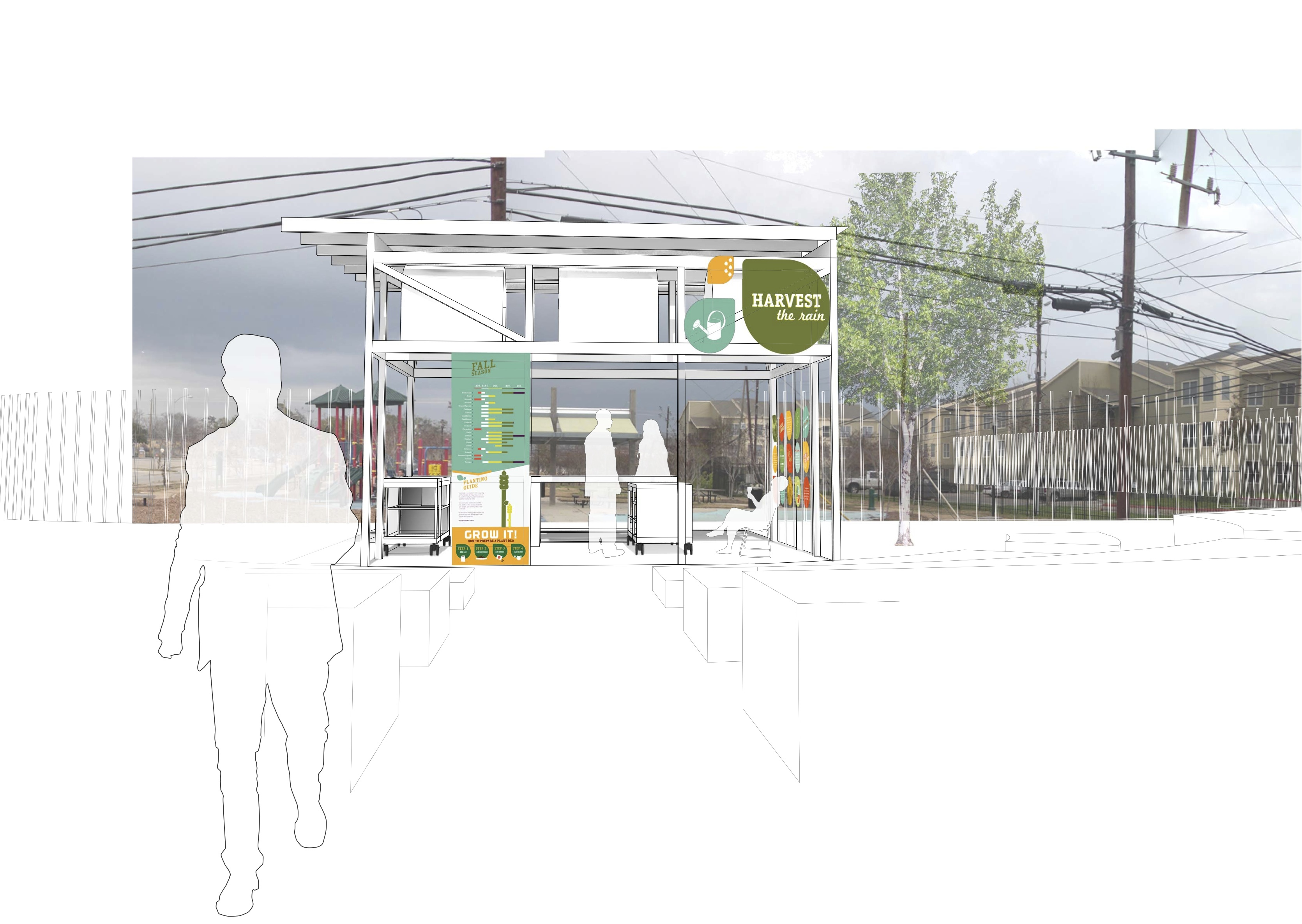 UH Students Collaborating to Create Solar-Powered Outdoor Kitchen ...