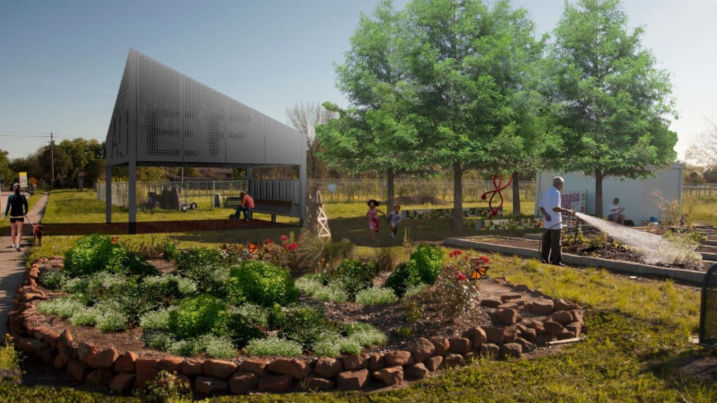 Solar-Powered Outdoor Classroom Unveiled in Alief - University of ...