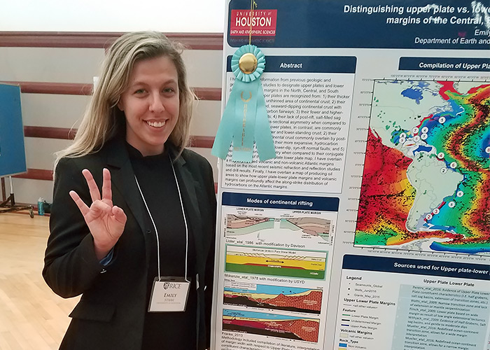 Undergraduate Awarded for Student Poster Presentation at ...
