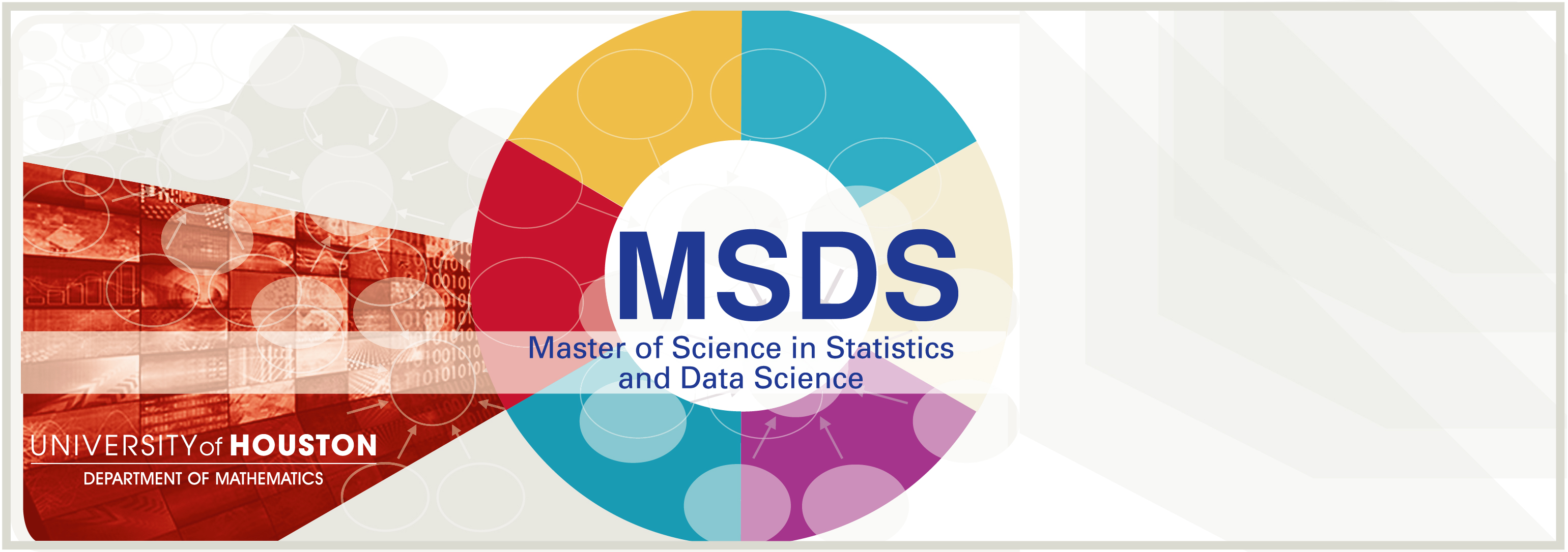 Master of Science in Statistics and Data Science (M S ) - Hybrid