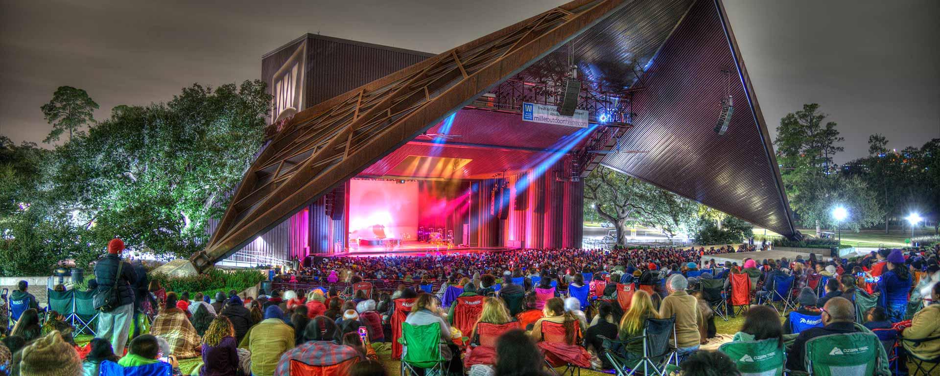 Houston Shakespeare Festival - University of Houston