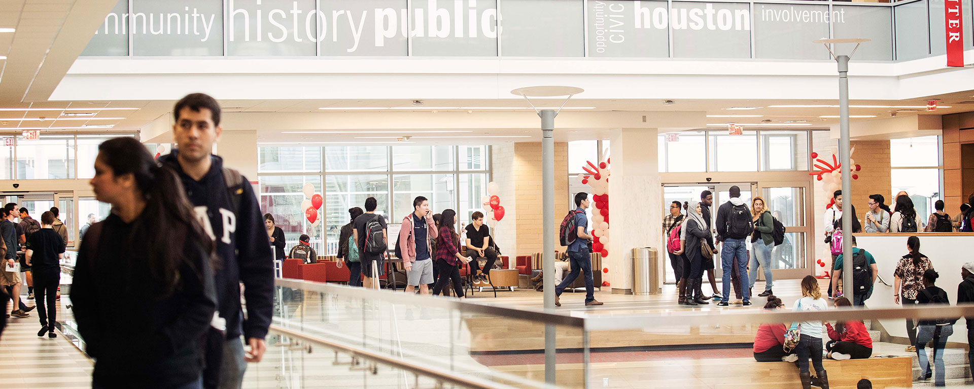 Student Center South University Of Houston